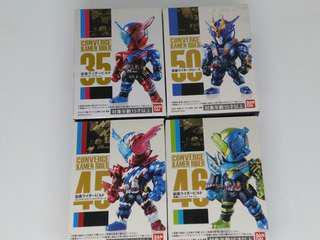 全新幪面超人Converge Kamen Rider Build