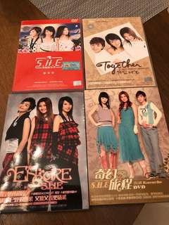 SHE DVDS