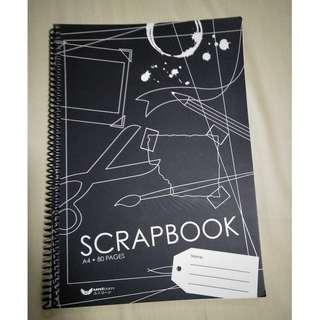 A4 Scrapbook