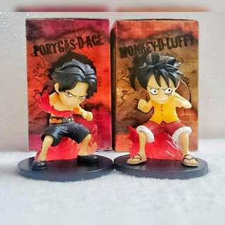Authentic One Piece Collectible Figures