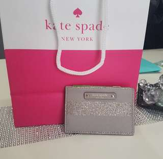 BNWT Authentic Kate Spade Card Holder
