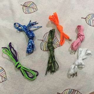 Assorted Shoelaces
