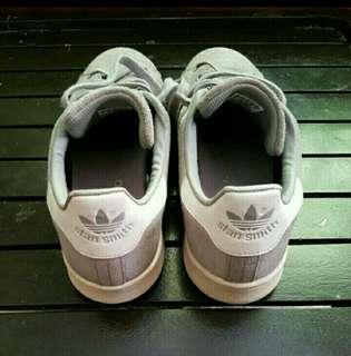 Authentic Adidas Stan Smith Suede Grey