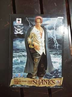 One Piece - Shanks (master stars piece)