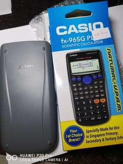 Casio FX-96SG scientific calculator