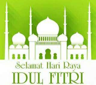 Happy Idul Fitri 1 Syawal 1439 H, my Carouseller!!