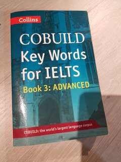 Key words for IELTS (Brand new)