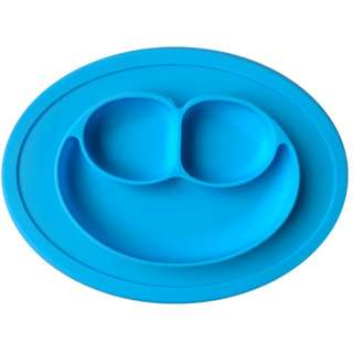 Silicone Kids Placemat - BLUE