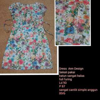 Dress Ann Design