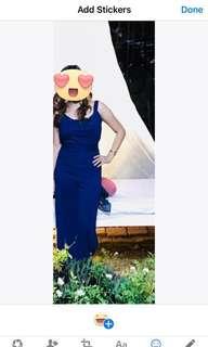 Jumpsuit Royal Blue