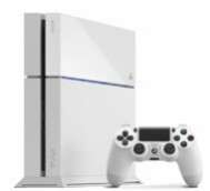 Playstation 4 PS4 White Console