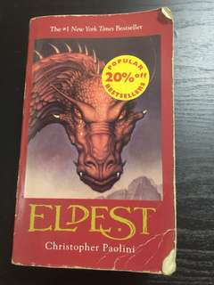 Used books Eldest (Eragon Book 2)