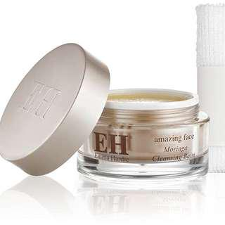 EMMA HARDIE SKINCARE Moringa Cleansing Balm with Cleansing Cloth