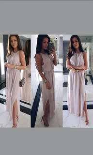 Women's Formal Long Dress Prom Evening Party Cocktail Bridesmaid Wedding