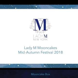 預訂 Lady m(不用自己排隊.訂10盒以上可送貨)