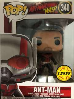 Funko Pop! Ant-Man and The Wasp - Ant-Man(Chase)
