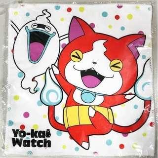 🚚 正版授權 Yo-kai Watch 妖怪手錶 抹布