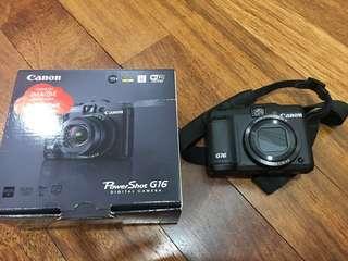 💜Authentic Canon Powershot G16