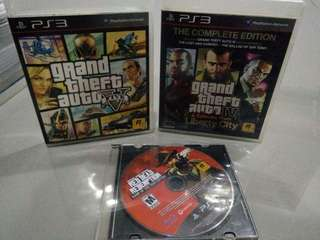 Grand Theft Auto Playstation 3