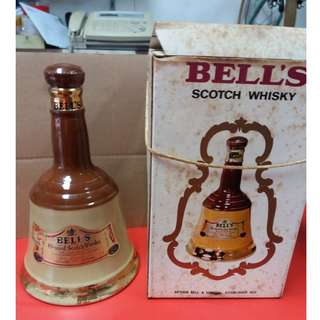Bell's Scotch Whisky with Box