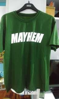 DLSU Mayhem shirt