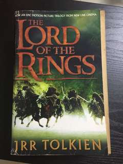 Used story book The Lord of the Rings