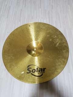 Sabian solar 51cm 20 inch ride cymbal