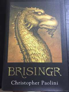 Book Brisinger (Eragon book 3)