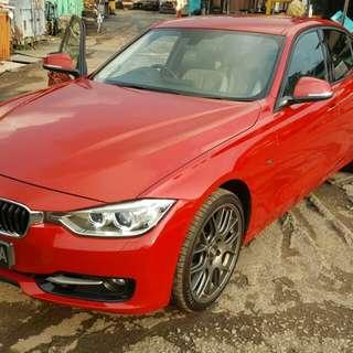 BMW 320 TWIN TURBO 2011
