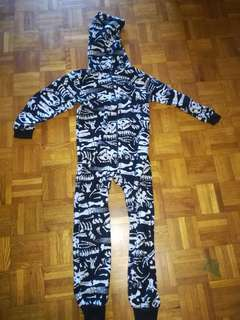 Boys onsie pj's size 7-8 from the children's place