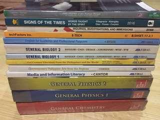 Grade 12 Books Bundle