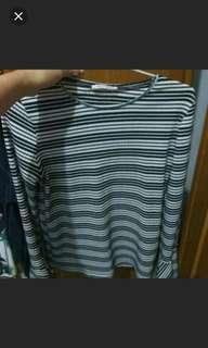 Zara stripes shirt