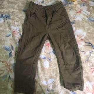 H&M Kids Army Green Pants