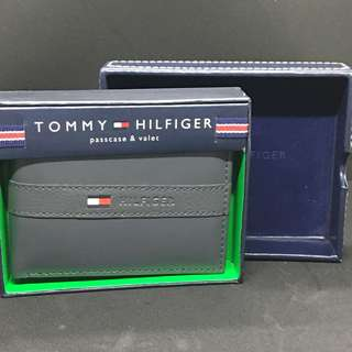 Tommy Hilfiger Wallet (Gray)