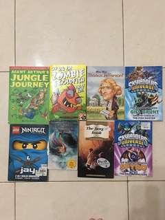 Various children book