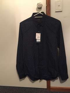 Zara Dress Shirt BNWT