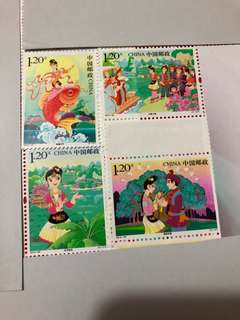 中國郵票2012-20