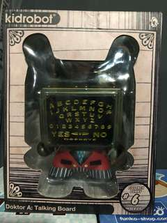 Kidrobot a talking board