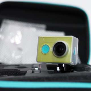 Xiaomi Yicam with accessories