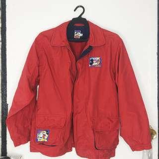 Red Disney Jacket