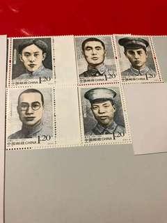 中國郵票2012-18