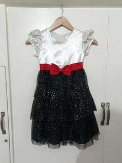 Pretty Bow Party Dress