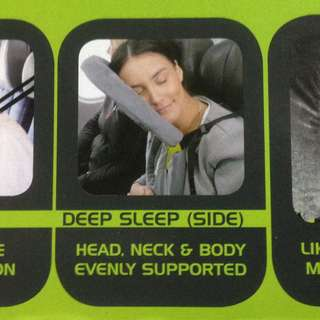 Versatile Travel Pillow: 5 modes