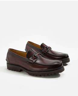BRIXTON LOAFER made from premium Italian Leather size 40-45