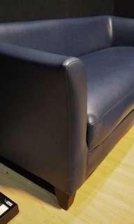 Sofa bahan oscar navy