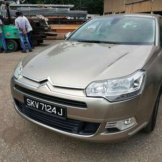 CITREON C5 2.0(A) 2010/2011