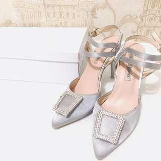 Manolo Heels Sepatu Tinggi