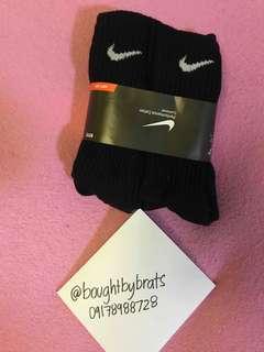 Nike Crew Socks Youth 5y to 7y