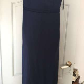 Pilgrim navy dress