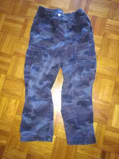 Boys size 8 cargo pants